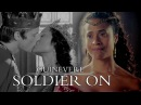 Guinevere Pendragon Soldier On