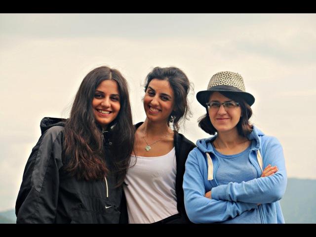 Amazing Polyphony! | დები ნაყეურები | უცნობი ქალისადმი | Sisters Nakeuri | Utsnobi