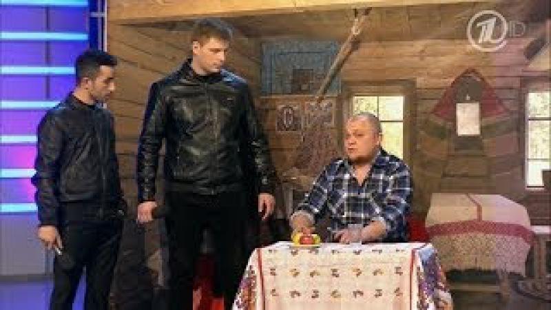 КВН Плохая компания - 2014 Высшая лига Четвертая 1/8 СТЭМ