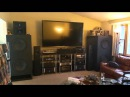 4 Dayton Ultimax 18 Custom Home Theater