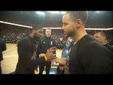Best Of Phantom Cleveland Cavaliers vs Golden State Warriors  01.16.17