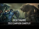 Space Hulk Deathwing Solo Campaign 17min Uncut Gameplay
