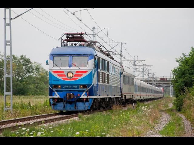 Сертификационные испытания поезда «Тальго» (ЭП20-009, ЧС200-010)