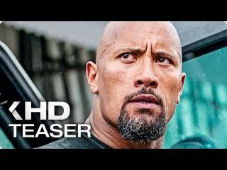 FAST AND FURIOUS 8 Trailer Teaser (2017) [Рифмы и Панчи]