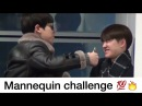 EXO Chanyeol Bullying D.O Kyungsoo! MannequinChallenge