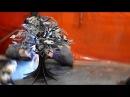 Как сделать дерево из металла с помощью плазменной резки и сварки
