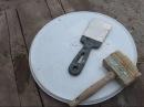 Как нанести мозаичную штукатурку