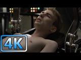 Steve Rogers Transformation Scene  Captain America The First Avenger (2011)  4K ULTRA HD