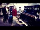 Un piano nell'Aeroporto di Charleroi - Matthew Lee rocks the Charleroi Airport playmeimyours