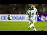 Lionel Messi - Top 5 Free Kicks for Argentina
