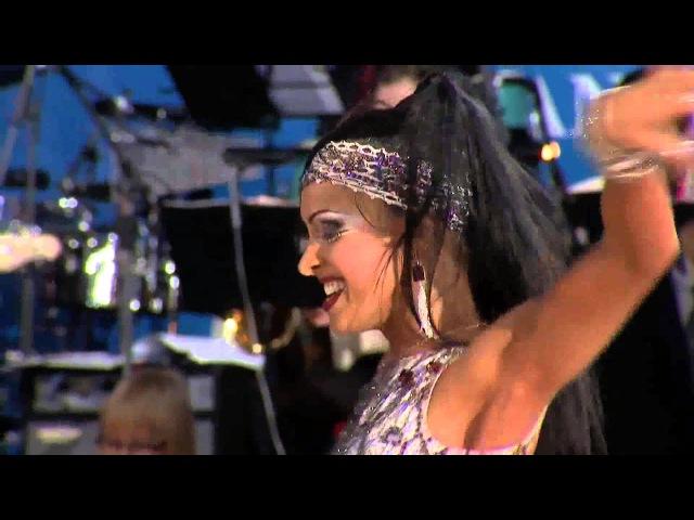 2013 Final GrandSlam Latin Moscow - Aniello Langella Khrystina Moshenska - Cha Cha Cha