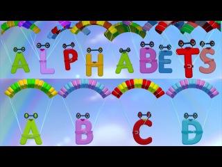 ABC bài hát | học bảng chữ cái | giáo dục video | Nursery Song | Learn abc | Song For Kid| ABC Song