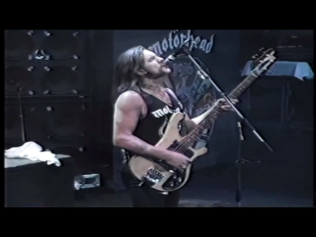 Motörhead - Ace of Spades, Love Me Forever - Live 1991