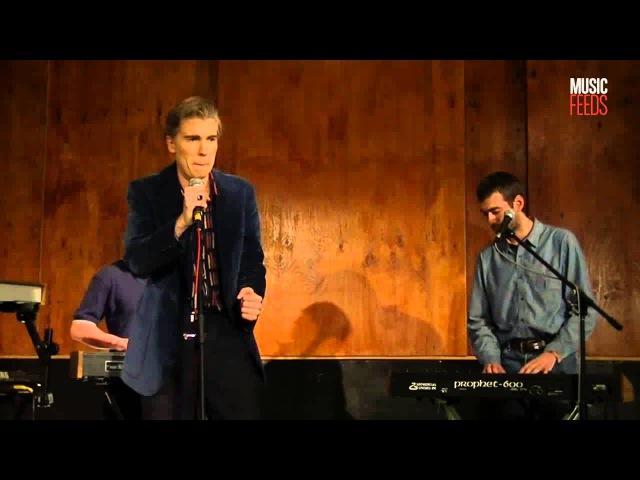 Alex Cameron -- Happy Ending (Live At Music Feeds Studio)