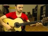 La Cumparsita (Tango) (solo guitar arrangement)
