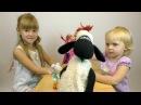Барби Шпион и Злой Бараш Играем в куклы Мультик с игрушками