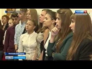 День открытых дверей Мининского университета, специальность Продюсерство