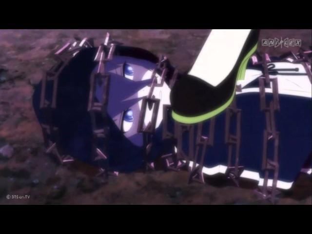 Black★Rock Shooter ブラック★ロックシューター New Official TV Trailer [PV2] [HD]