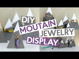 DIY MOUNTAIN DISPLAYS | TUMBLR INSPIRED ROOM DECOR
