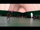 4 тур чемпионата города по мини-футболу сезона 16/17 г.г.:ЛУЧ 2-7 Чистополье-Багерово