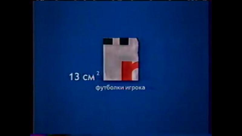 Анонс и рекламный блок (СТС, 31.12.2004) 3