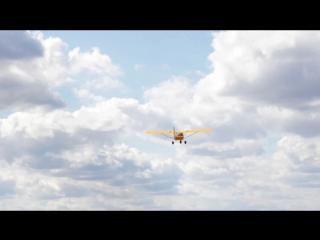 Промо-ролик Аэродром Калачево | Полет на самолете г. Омск