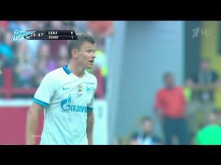 ЦСКА 0-1 Зенит: полный обзор матча за Суперкубок-2016 на Зенит-ТВ