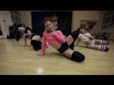 Sexy twerk choreo by Jamie [vk.com/reggaetondhqtwerk]