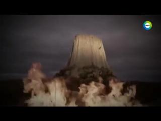 Место,заставляющее трепетать учёных.Тайна Башни Дьявола.Земля.Территория загадок