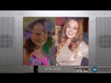 22 Vision Vault- 8-Year-Old Lindsay Lohan Modeling on Talk Show Video - A Love Song for My Mom - The Movie Network_2