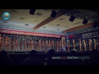 NAC HIGHLIGHTS Bikini Shape Show WARSAW 2015