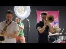 Уличные музыканты / Street musican Lucky Chops (Grand Central Station, NYC)