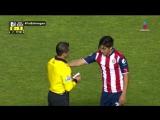 Керетаро - Гвадалахара | Querétaro vs GuadalajaraClub: Querétaro | Amarilla de Alan Pulido Izaguirre al minuto 71