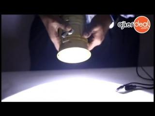 Перезаряжаемый кемпинговый фонарь