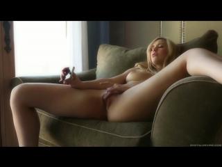 Sophia knight - solo masturbation