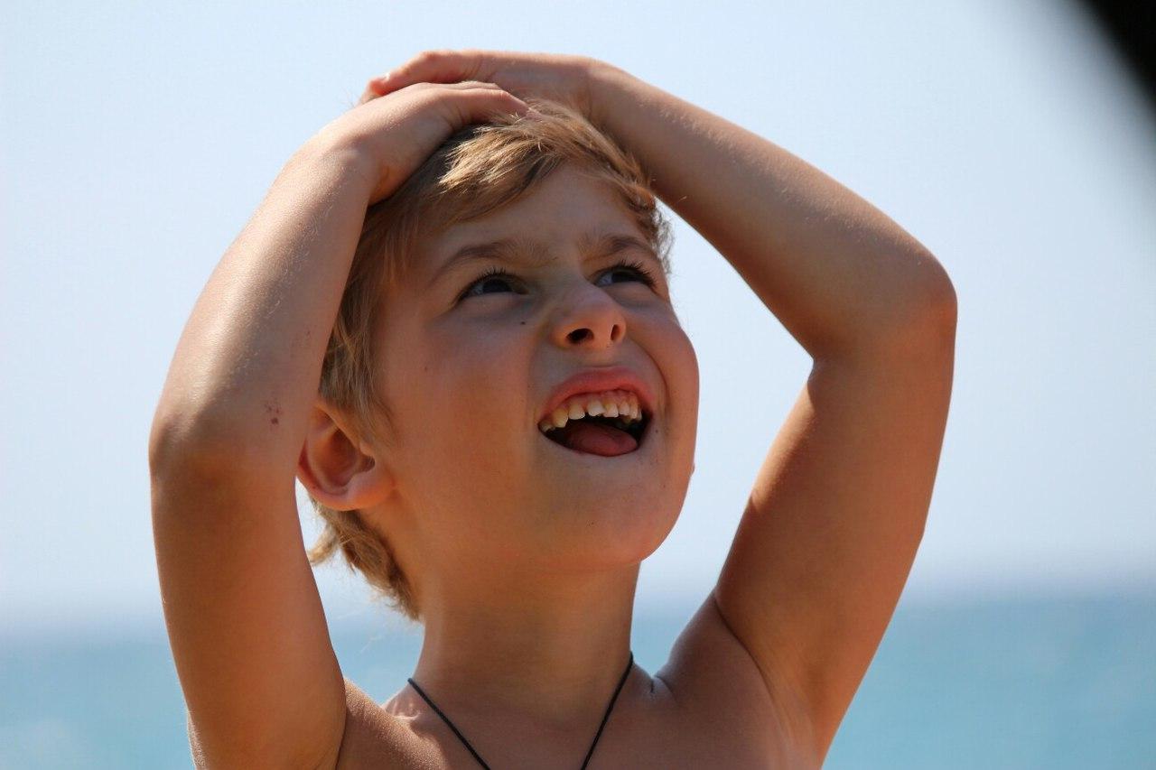 Где отдохнуть с ребенком на море?