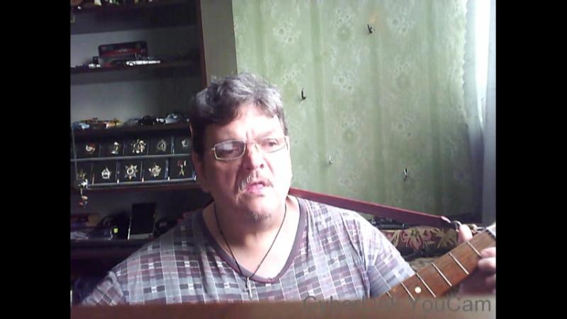 У ЦЕРКВИ СТОЯЛА КАРЕТА исп. А.Лебедев диск № 14