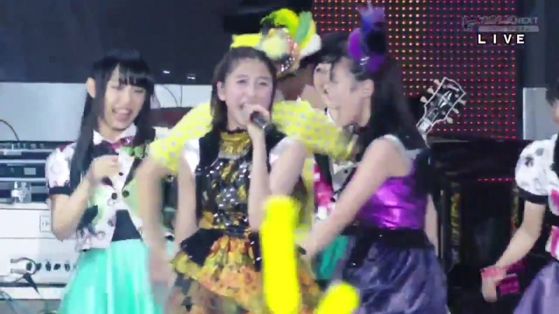 Momoiro Clover Z Stardust Groups - Chai Maxx GF2016 Day3