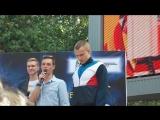Актеры сериала Молодёжка поздравляют Екатеринбург с днем рождения