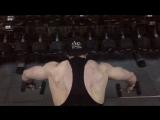 Тренировка плеч и трицепса .