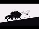 SIAMES - The Wolf clip fox