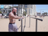 Best Street Workout Moves - Chris Luera _ Muscle Madness