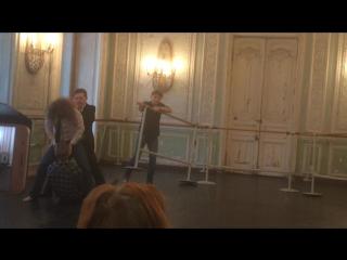экзамен по танцу 22.01.17