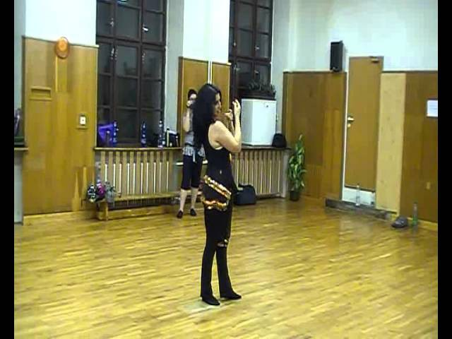 Samara Salah - Workshop - Zlatá éra orientálního tance - Styl Samii Gamal