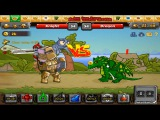 Let's Journey 2 Lost Island level 50-55 Gameplay Part 10 (Fighting Clicker Flash Game)