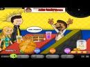 Papa's Cheeseria Day 21 Rank 14 (100% and 5 stars Customer) Summer Luau (New Waffle Fries) Gameplay