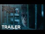 #ILMovieTrailers: Второй трейлер фильма «Планета обезьян: Война» / War for the Planet of the Apes
