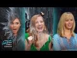 Flinch w Lisa Kudrow, Jessica Chastain &amp Victoria Beckham