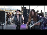 Texas Hippie Coalition - #HITITAGAIN Live @ Fiddlers Green Amphitheater