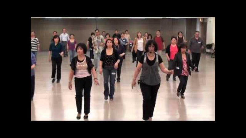 Line Dance: Tennessee Waltz Surprise